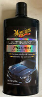 Meguiar's G19220 Ultimate Polish, 1 Pt .4 Fl. Oz. , Quickly and Gently