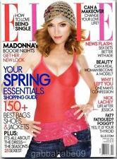 MADONNA - ELLE MAGAZINE USA EDITION (FEBRUARY 2006) CONFESSIONS ERA PHOTO SHOOT
