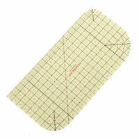 Hot Ironing Ruler Patchwork Tailor Craft Diy Sewing Measuring Supplies Tool C4L8