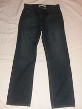 Levis 505 Jeans 18 Reg Youth 29 X 29 Dark Blue