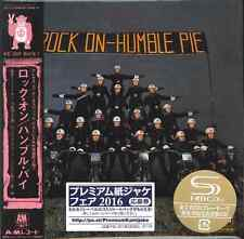 HUMBLE PIE-ROCK ON-JAPAN MINI LP SHM-CD Ltd/Ed G00
