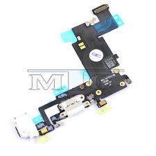 "Lade Anschluss Buchse Docking Audio Antenne Microfon f. iPhone 6S Plus weis ""278"