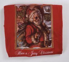 New listing Vintage Grateful Dead Shirt Jerry Garcia Christmas Tee L Large Rare Licensed