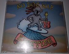 NO DOG WAR - KINGTIDE 4 TRACK CD IN VERY GOOD CONDITION