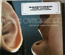 2CDs- MUSIC OVERHEARD - Album - Edited By Damon Krukowski 2 CDs + Minibook