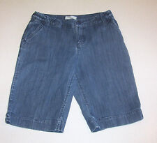 2fd28d00319b5 Women s Merona Mid-Rise Blue Denim Shorts 6