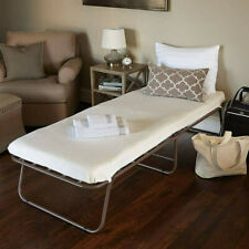 Qty 2 Weekender Elite Folding Guest Bed with Bonus Storage Bag by Night Therapy