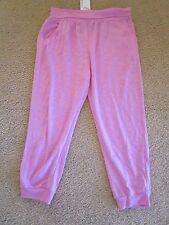 Girls Target pink 3/4 harem pants Size 10