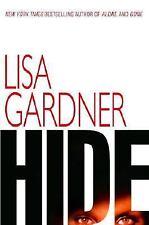 Hide by Lisa Gardner, Good Book