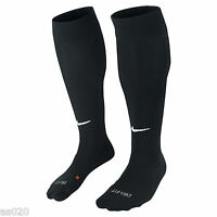 Nike Classic II cushioned Mens Adults Dri-FIT Football Soccer Sports Socks Black