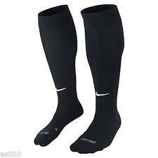 Nike Classic cushioned Mens Adults Dri-FIT Football Soccer Sports Socks Black