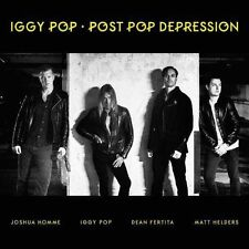 Iggy Pop - Post Pop Depression [New CD] Explicit