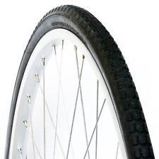 "2X (Pair) DURO 28 x 1 3/8 Bicycle Bike Tyre - 28"" Black - Retro Vintage 9314"