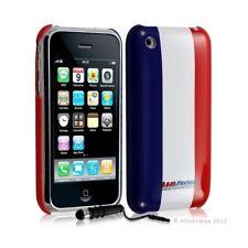 Housse etui coque rigide france pour Apple Iphone 3G/3Gs + Stylet