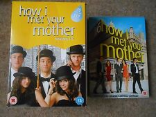 HOW I MET YOUR MOTHER  DVD COLLECTION SEASON 1-6