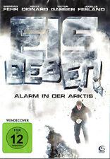 DVD Ice quake - Alarm in der Arctic (2011) - Brendan Fehr, Holly Dignard