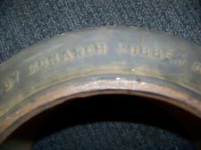 Monarch Rubber Solid Press-On Forklift Tire 12 X 4 1/2 X 8 305 X 114 X 203 New