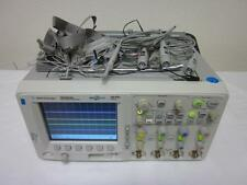 Agilent / HP MSO6034A 300 MHz 4 Channel Mixed Signal Oscilloscope - LOADED!