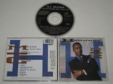MC HAMMER/PLEASE HAMMER 'EM(CAPITOL CDEST 2120/ CDP 7 92857 2) CD ALBUM