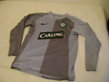 Celtic Glasgow shirt jersey Nike Dri-Fit 128-140cm  8/10yr longsleeve vintage