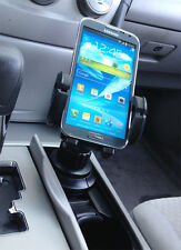 Car Cup Holder Mount for Apple Iphone 6 PLUS Smart Phone Adjustable Base Wide
