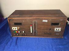 vintage McCurdy custom console control panel NBC radio station  MRI PC3931