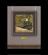 Steyr Valley Railway 125 years mnh Souvenir Sheet 2014 Austria #2516