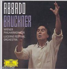 Bruckner (Abbado Symphony Edition) - Wiener Philharmoniker (5 CDs, NEU! OVP)