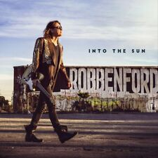 Robben Ford into The Sun_Vinyl Blues LP_Download Card Included_Brand New Sealed