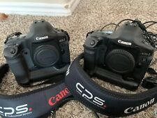 Canon EOS 1D Mark II N Cameras (2), Chargers(2) and Accessories