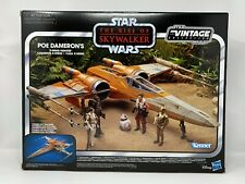 Hasbro Star Wars Vintage Collection POE DAMERON'S X-WING FIGHTER Vehicle