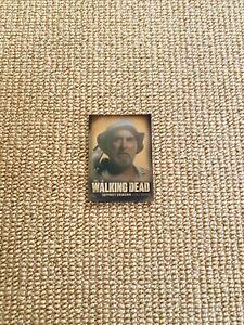 The Walking Dead Season Two Character Bio Trading Card Dale Horvath CB08 2012