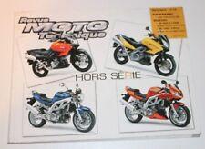 Revue technique Hors série n°13 Kawasaki KLV 1000 04 Suzuki SV/DL 1000 02-04