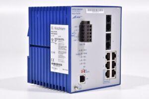 HIRSCHMANN RS2-FX/FX / RS2 FX/FX,Rail Switch Industrial Ethernet Switch