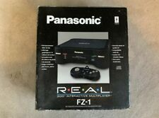 PANASONIC 3DO CONSOLE FZ-1 REAL (Boxed) Plus 1 CONTROL PAD / 2 Games (Gex!)