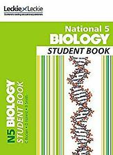 National 5 Biology by Bocian, Claire