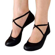 Sasaki Japan Rg Rhythmic Gymnastics Elegance Shoes Black 138 Beige Size:23cm