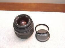 Minolta Maxxum 35-80mm Wide/Zoom AF 1:4--5.6 Sony Alpha Promaster LENS+UV Filter