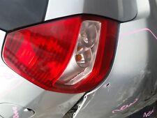 honda jazz 01-08 hatch left hand taillight tail light