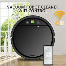 Robot Vacuum Cleaner Mobile Phone Remote Control 3 In 1 Floor Sweeping Cleaner