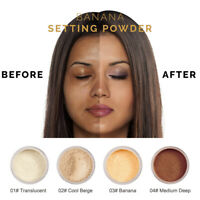 PHOERA No Filter Setting Powder Loose Face Translucent Foundation Makeup Puff UK