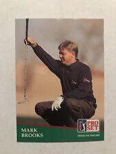 New listing 1991 Pro Set #11 - Mark Brooks - Golf
