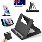 Universal Desk Stand Mobile Phone Stand Holder For Tablet iPad iPhone Samsung AU