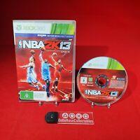 NBA 2K13 - Microsoft Xbox 360 PAL Game *BellaRoseCollectables*