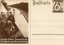WWII Postal Card, Stationery European Stamps