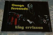 King Errisson Conga Serenade  Cd New Fast Shipping!!