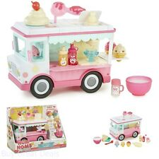 New Num Noms Lipgloss Truck Craft Kit Flavors Glitter Sprinkles Cupcakes