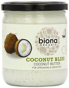 Biona Organic Coconut Bliss 400 g