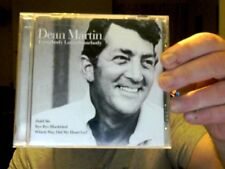 EVERYBODY LOVES SOMEBODY CD ALBUM DEAN MARTIN PERFECT STEAL  LAST CHANCE SALOON