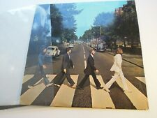 BEATLES  ABBEY ROAD 1969 UK STEREO VINYL LP ALIGNED APPLE LOGO NO HER MAJESTY